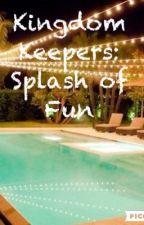Kingdom Keepers: Splash of Fun by Willatree123