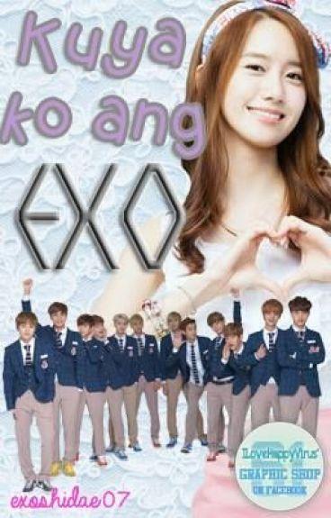 Kuya ko ang Exo K!