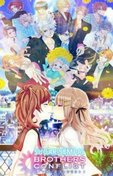 ¡¿Nos enamoramos... de la novia de Ema?! - Brothers Conflict Y Tu