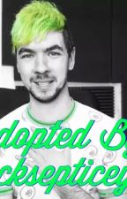 Adopted by Jacksepticeye  by camimackie