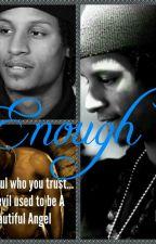 Enough! by BrandiVanHook