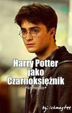 Harry Potter jako Czarnoksiężnik by ichmagtee