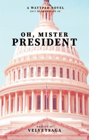 oh, mr president | H.S. by sunhonei