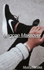 MAGCON MAKEOVER  by MushyMendes