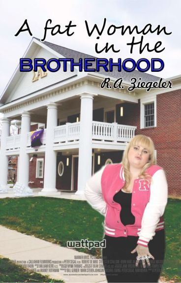 A fat woman in the brotherhood
