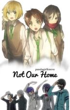 Not our home (AttackOnTitan and TokyoGhoul cross over) by pandagirlforeve