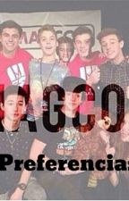 Magcon Preferencias by HUNTERCUL0N