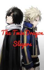 The Twin Dragon Slayers (Stingue) by caffeinetea