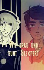 Wie grau und bunt~Stexpert by Niemals_
