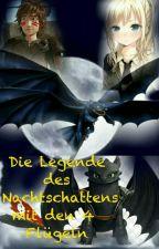 Die Legende des Nachtschattens mit den 4 Flügeln by Nachtschattenkind