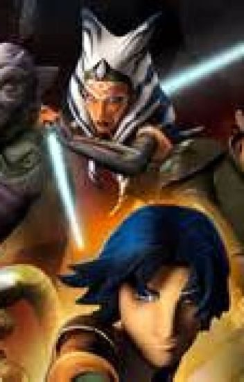 Star Wars Rebels: The Padawan (Completed)