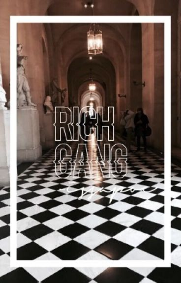 rich gang ⇢ groupchat (completed )