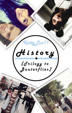 History [Styles]: Book 3 by KattyLuv17