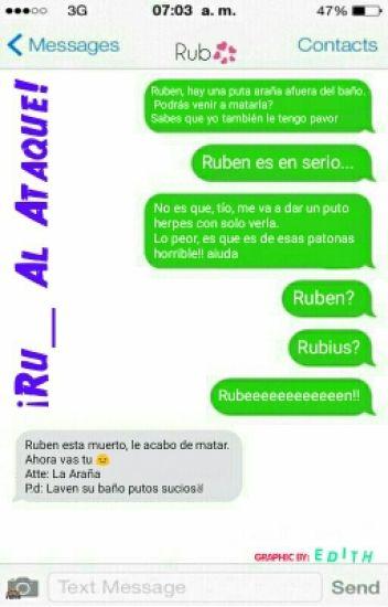 ¡Ru___ Al Ataque!