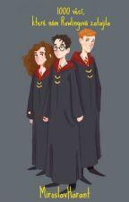 1000 věcí, které nám Rowlingová zatajila by MiroslavHarant