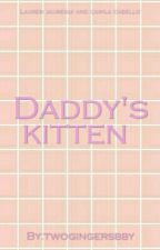 Daddy's kitten  by lmjalessia