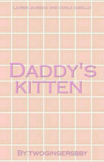 Daddy's kitten
