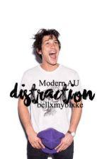 Distraction | Bellamy Blake Modern AU by bellamy-blxke