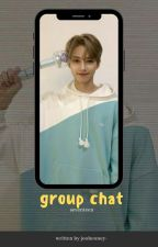 group chat & imagine :: svt by jooheoney-