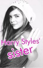 Harry Styles' sister by RonaH13