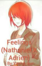 Feelings (Nathaniel X Adrien) by Yasha_kun