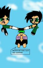 Buttercup X Butch ~ The Guy by LightGreenButtercup
