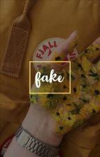fake ➳ namjin by cherrylattae