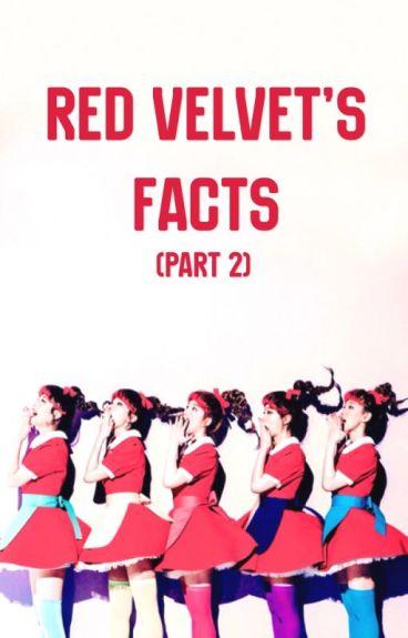 Red Velvet's Facts (pt.2)