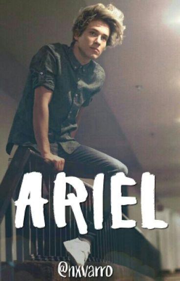 Ariel ; [a.v]