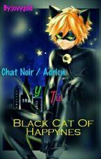 Black Cat Of Happynes. Chat Noir/Adrien Y Tu   Miraculous Ladybug by jovygold