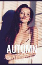 Autumn and the hazel eyed boy  by Raine-2