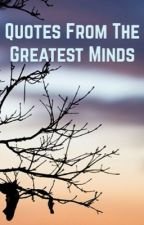 Quotes from the Greatest Mind by believe-and-dream