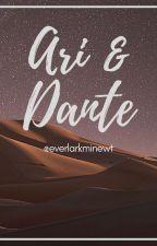 Aristóteles & Dante (oneshot aridante) by EverlarkMinewt
