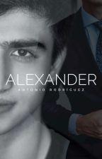 Alexander  by Antonio__Rodriguez