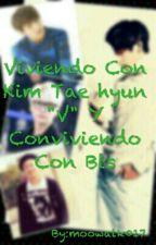 """Viviendo Con Kim Tae hyung """"V"""" Y Conviviendo Con Bts by moowalk017"""