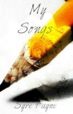 My Songs by Shemuel99