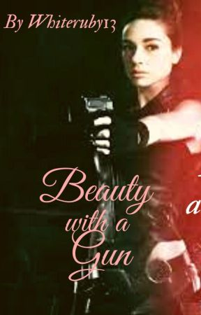 Beauty With A Gun (Hidden Beauty) by whiteruby13