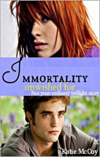 Immortality unwished for (not your ordinary twilight story)