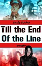 Till the end of the Line [Bucky BarnesXreader]  by lazyoverachiever