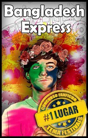 Bangladesh Express by DannyFaria