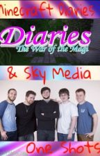 Minecraft Diaries & Sky Media One Shots by LunchTableCrew
