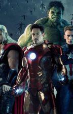 Avengers X Reader: When Dawn Strikes [Completed] by DarkWolf0902