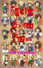 Hetalia Zodiac Signs by APH-California