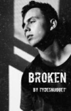 Broken || Tyde Levi  by joshlersnugget