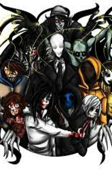 The Famous Killer [creepypasta X Reader]