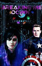 Breaking me Down - Steve Rogers - Avengers by Ale-ravenblack