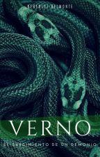 Verno, El Surgimiento De Un Demonio (Saga Genus #2) by BereniceMorgenstern