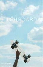 Fishboards {zawieszone} by majlax