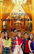 The BADBOYS meets CAMPUS BADGIRLS by itsmemissH024