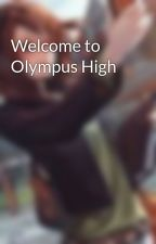 Welcome to Olympus High by AnjaliRoongta